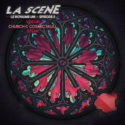 """""""La Scène"""" - Episode 22: Le Royaume-Uni (2) cover"""