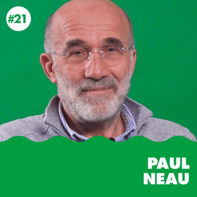 Épisode 21 - Éoliennes : une énergie d'avenir ? Paul Neau, Négawatt cover