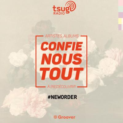 Confie-nous tout, la quotidienne avec Jean Fromageau : New Order cover