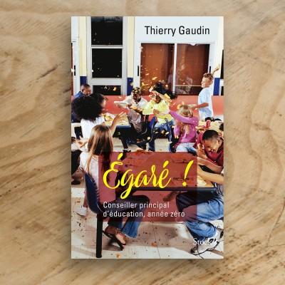 [replay] Thierry Gaudin, scénariste, habité d'une passion contagieuse cover