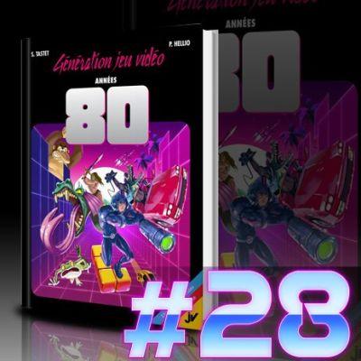 image Eighties Le Podcast -28- le Jeu Vidéo dans les années 80