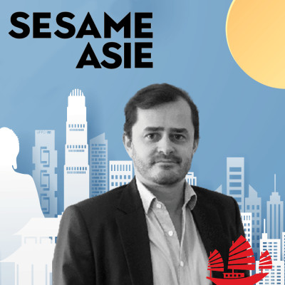 #61 Hong Kong: Augustin Redier [Red Asia Insurance] Assurances, 11 ans entre Shanghai et HK, le Far West enfin... le Far East! cover