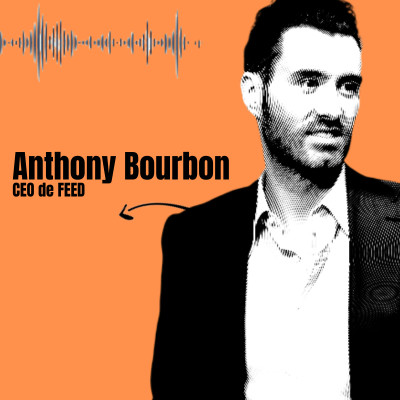 image Anthony Bourbon, CEO Feed