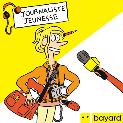 Journaliste Jeunesse cover