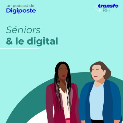 transfoRH- Episode #3 - Amélie Favre Guittet - Séniors et digital cover