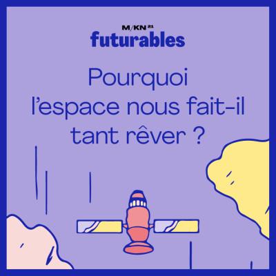3 - Pourquoi l'espace nous fait-il tant rêver ? - avec Raphaël Chevrier (Arianespace) cover
