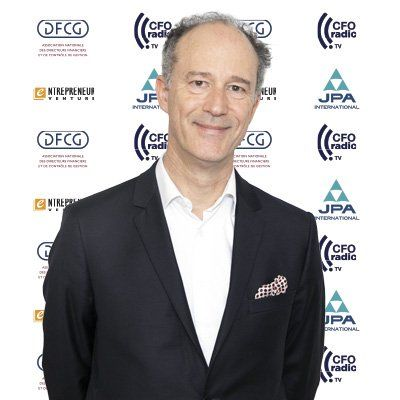Thierry Negri, GLN Médias cover