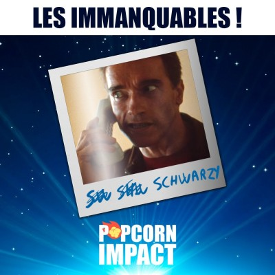 Les Immanquables - Last Action Hero cover