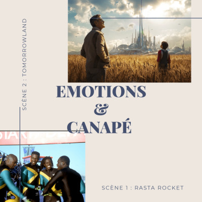 Emotions & Canapé : Rasta Rocket et Tomorrowland