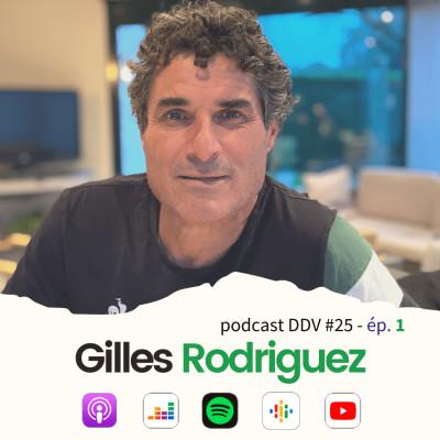 DDV #25 (1/2) Gilles Rodriguez, une vie d'éducateur cover