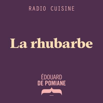 La rhubarbe cover