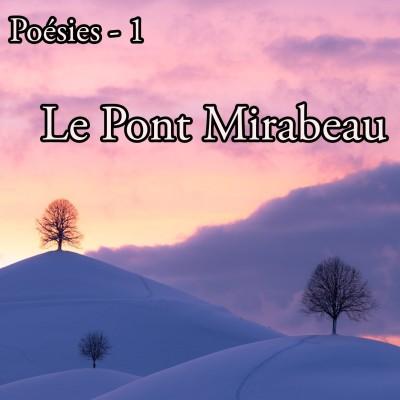 Poésies 1 - Le Pont Mirabeau cover