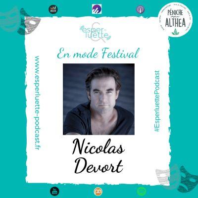 """image """"En mode Festival"""" - Nicolas Devort - La valse d'Icare"""