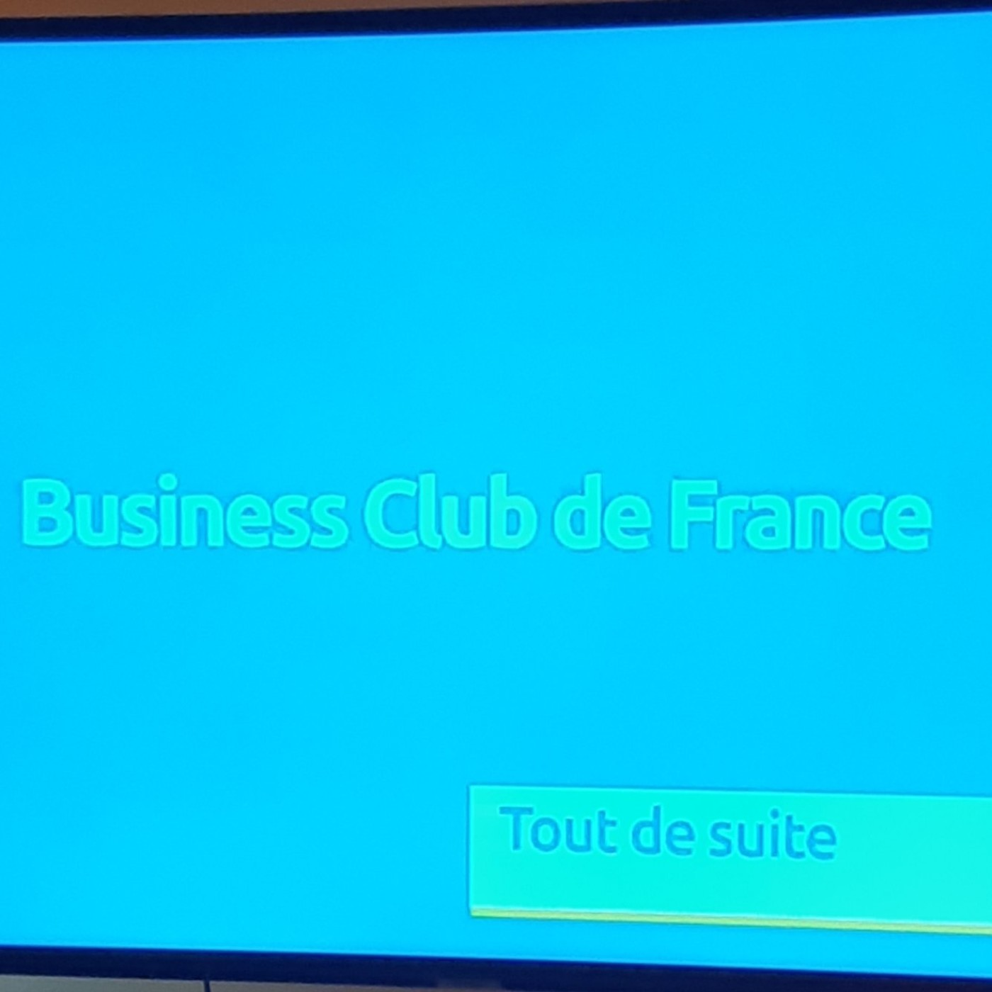 Business Club de France TV S2020 E42 G. Babinet - La France de demain