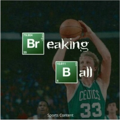 Breaking Ball Podcast: James Harden à Brooklyn ! cover