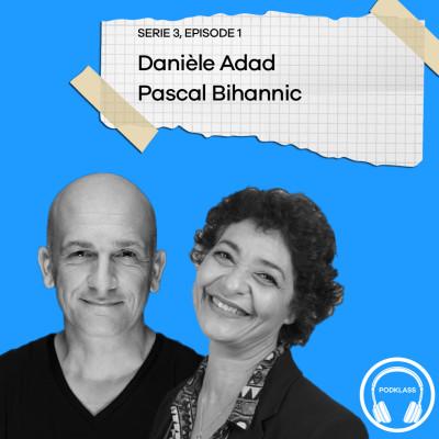 Bien dans sa classe avec Danièle Adad et Pascal Bihannic cover