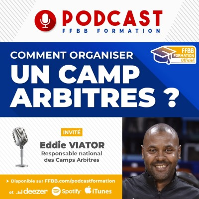 Ep15 : Comment organiser un Camp Arbitres ? cover