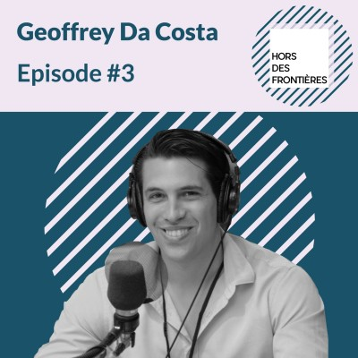 Episode #3 Geoffrey Da Costa alias Doc. Da Costa cover