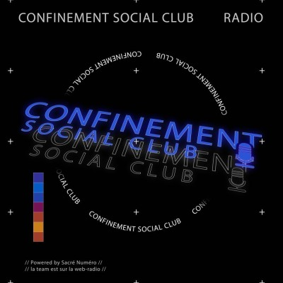 Confinement Social Club cover
