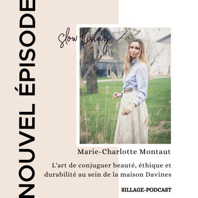 #29 Marie-Charlotte Montaut - Davines cover