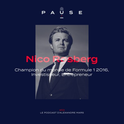 Nico Rosberg, Champion du monde de Formule 1 2016, Investisseur, Entrepreneur cover