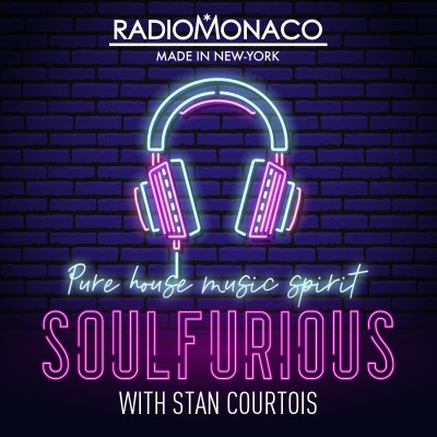 Stan Courtois - SoulFurious (11-06-21) cover