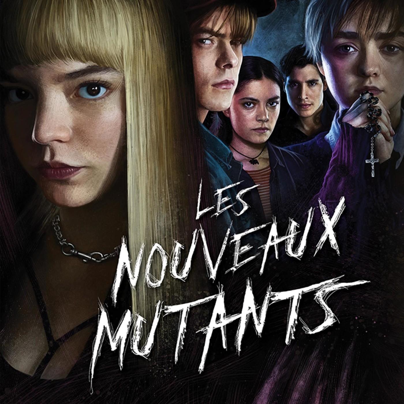 Les nouveaux mutants : L'horreur chez Marvel
