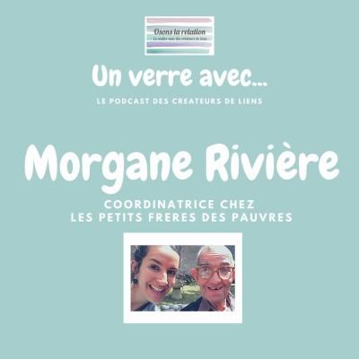 Podcast Episode 1 - Un verre avec Morgane Rivière Coordinatrice aux Petits Frères des Pauvres cover