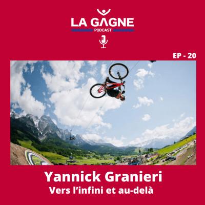 EP 20 - Yannick Granieri, Vers l'infini et au-delà cover