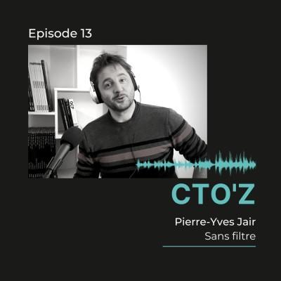 CTO'z #13 Pierre-Yves Jair - DSI Adjoint - BlackTiger cover
