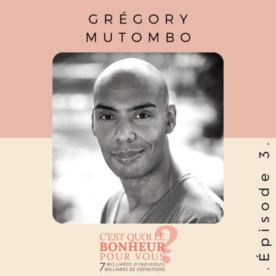 Épisode 3 - Grégory Mutombo cover