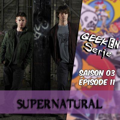 image Geek en série 3x11: Supernatural