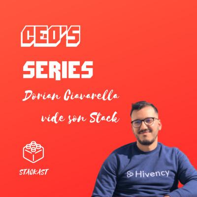 Episode 11 : Dorian Ciavarella vide son Stack cover