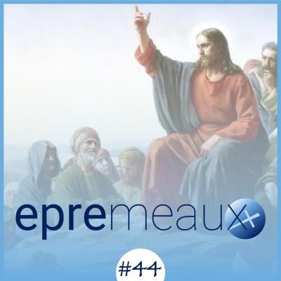 #44 - Les béatitudes, portrait de Jésus cover