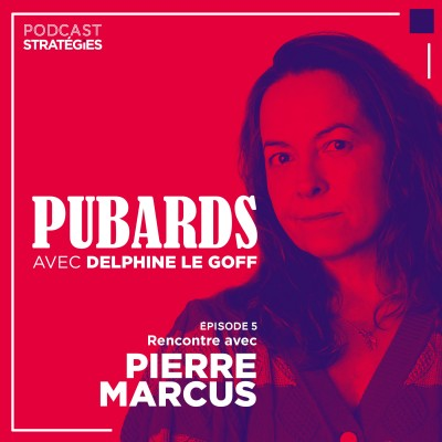 Episode 5 : Pierre Marcus, le baron de la prod cover