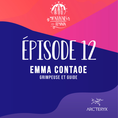 Emma Contaoe - Grimpeuse et guide cover