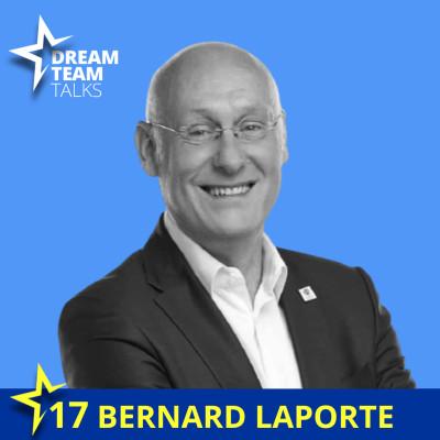 CAUSERIE#17 BERNARD LAPORTE - PRESIDENT DE LA FFR : Rendre au Rugby tout ce qu'il m'a donné cover