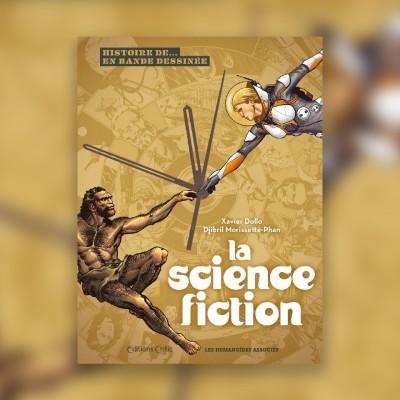 #42 Histoire de la Science-Fiction - Xavier Dollo cover