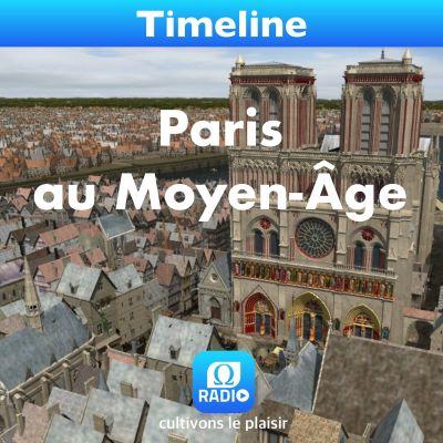 image Paris au Moyen Age