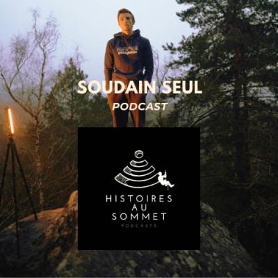 """""""Soudain seul"""" cover"""