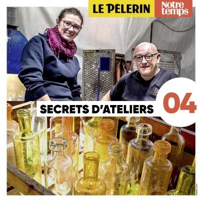 """Guy (Haute-Saône) : """"Souffleur de verre ? J'ai ça dans l'âme !"""" cover"""