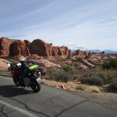Daniel | La traversée de l'Amérique en moto pendant 1 an cover
