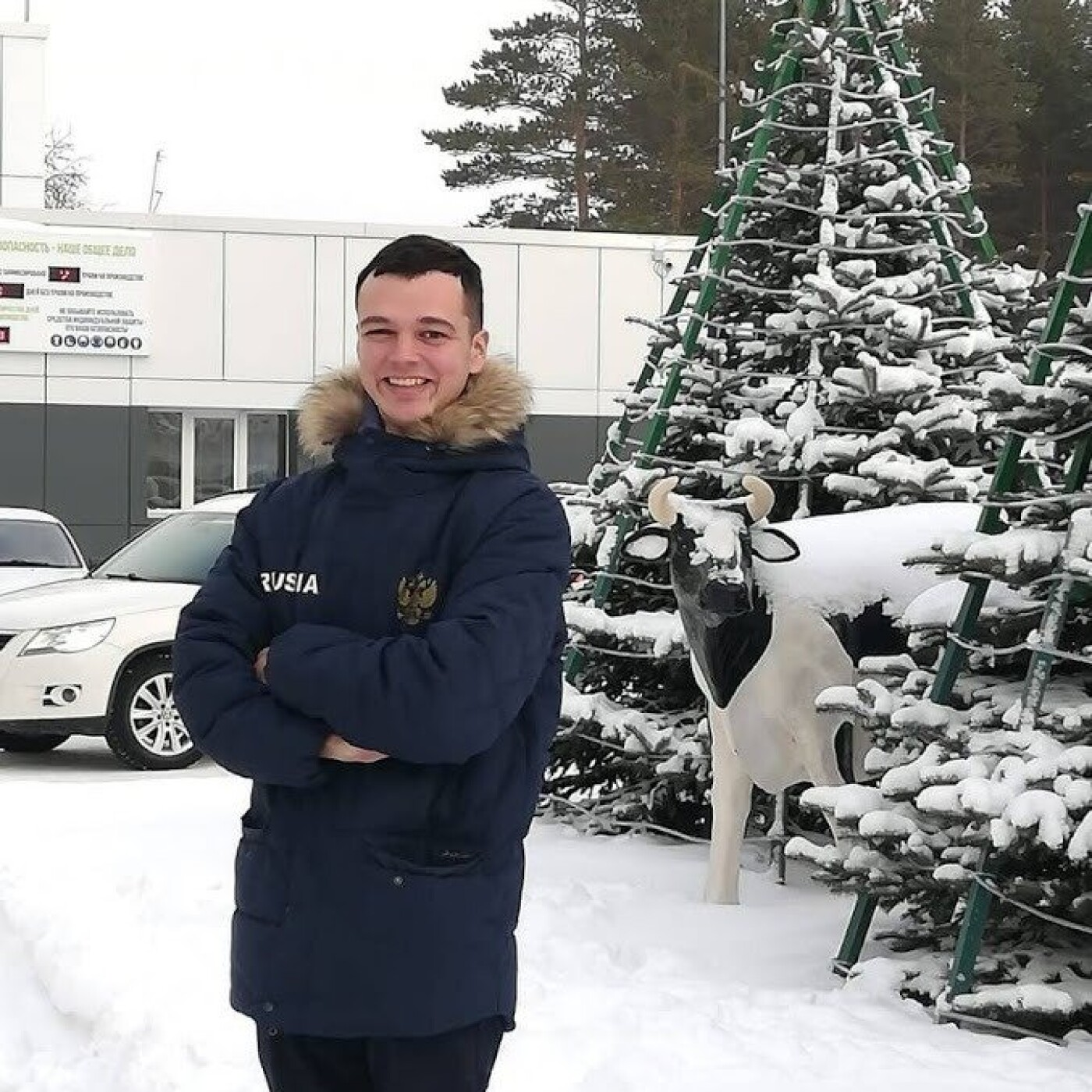 Julien vit depuis 2 ans a Oufa, dans la campagne Russe - 21 01 2021 - StereoChic Radio