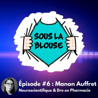 #6 Manon Auffret cover