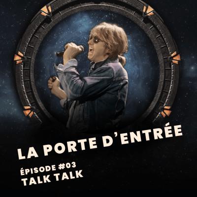 """""""La porte d'entrée"""", par #LPC - Talk Talk cover"""