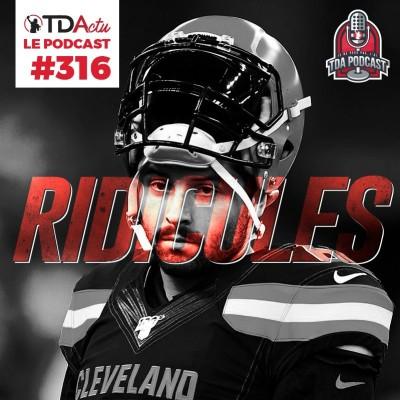 image TDA Podcast n°316 - Débrief S8 : la hype est morte à Cleveland, et maintenant ?