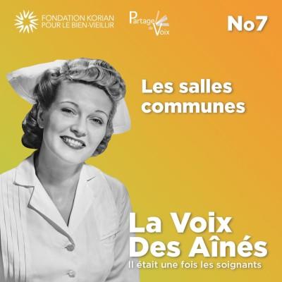 Episode 7 : Les salles communes cover