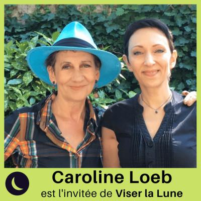 """07. Caroline Loeb - """"Le moment c'est maintenant !"""" cover"""