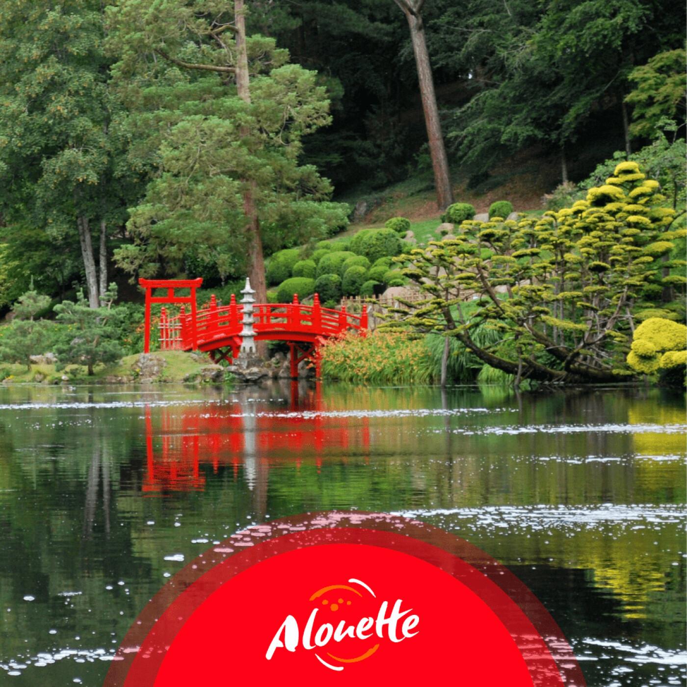 Le Parc oriental de Maulévrier, plus grand jardin japonais d'Europe