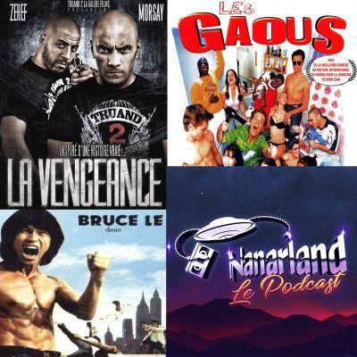 #21 - 3 nanars parisiens : Du mytho 2 la galère, du faux Bruce et l'intimité d'un âne cover
